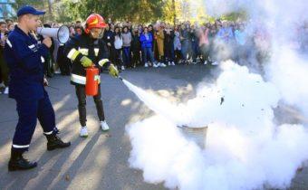 Пожежні навчання