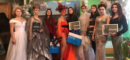 Всеукраїнський конкурс компанії Estel « Снігова Королева 2019»