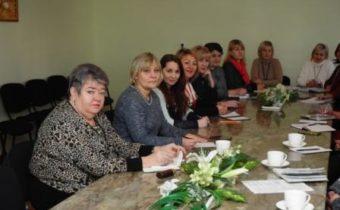 Засідання робочої групи педагогічних працівників