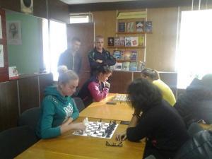 Состязания по шахматам Винница